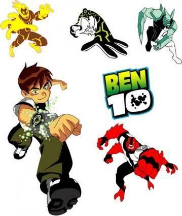Ben10 character vector