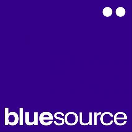 free vector Bluesource information ltd