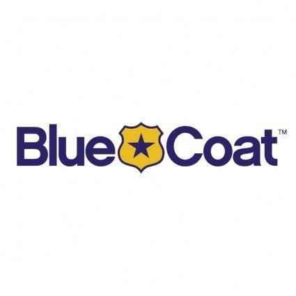 free vector Blue coat