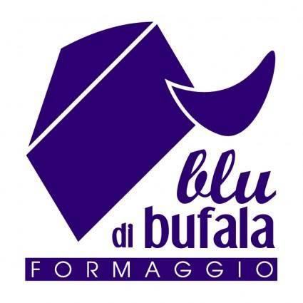 free vector Blu di bufala