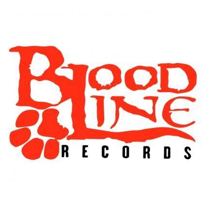 free vector Blood line records