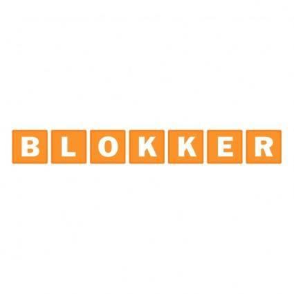 free vector Blokker