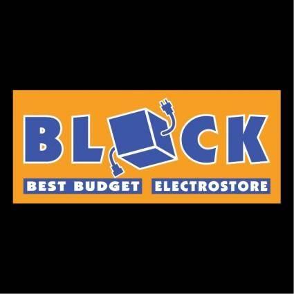 free vector Block