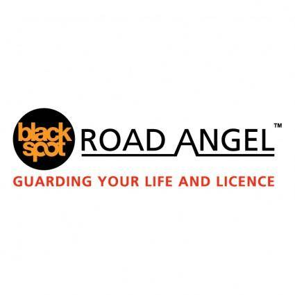 free vector Blackspot road angel