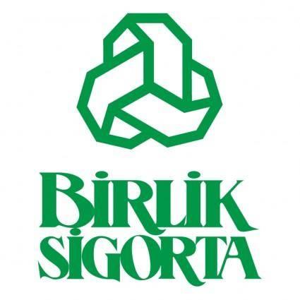free vector Birlik sigorta