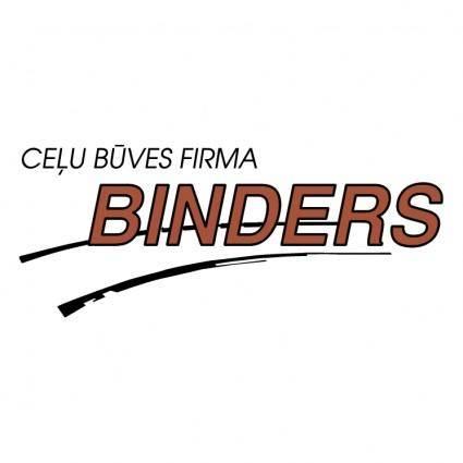 free vector Binders