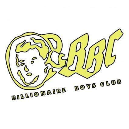 free vector Billionaire boys club