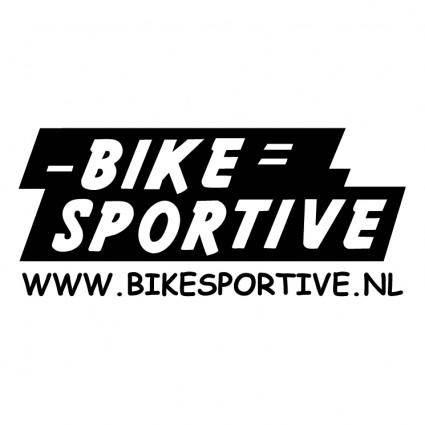free vector Bike sportive