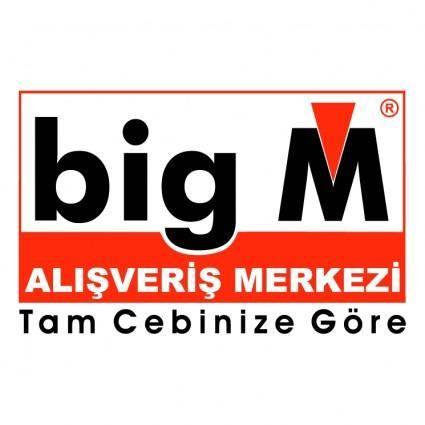 Big m alisveris merkezi