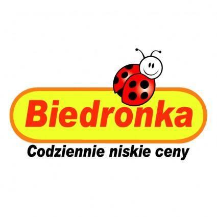 free vector Biedronka