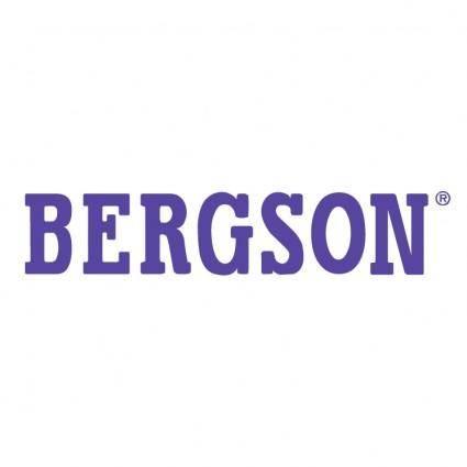 free vector Bergson