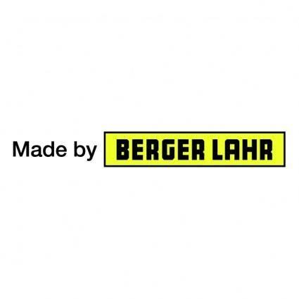 free vector Berger lahr