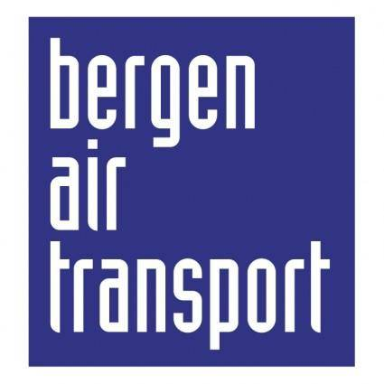 Bergen air transport