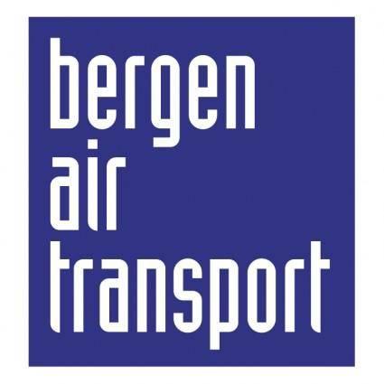 free vector Bergen air transport