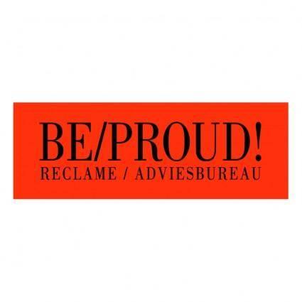 free vector Beproud