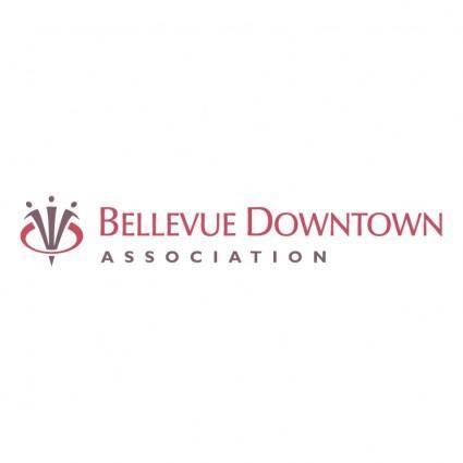 free vector Bellevue downtown association