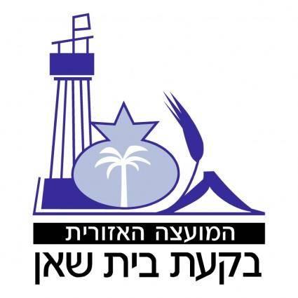 Beit shaan municipality