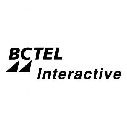 free vector Bctel interactive