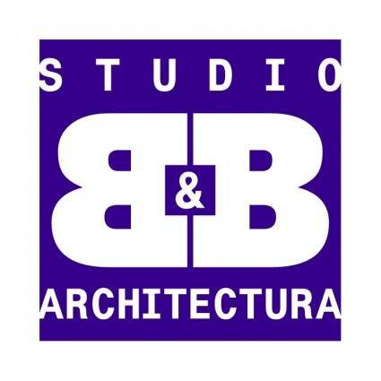 free vector Bb studio architecture