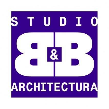free vector Bb studio architecture