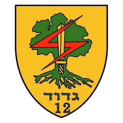 Barak battalion golany