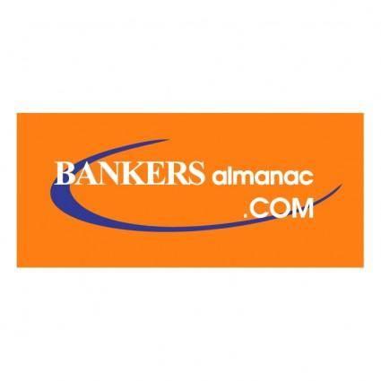 free vector Bankers almanaccom
