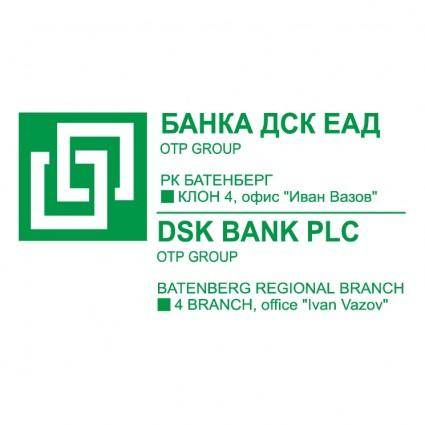 free vector Banka dsk group