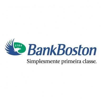 free vector Bank boston 0