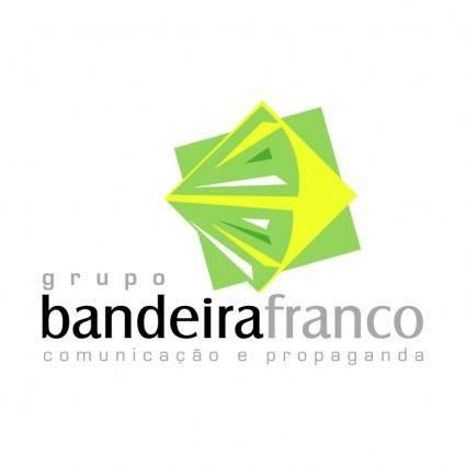 Bandeira franco comunicacao e propaganda