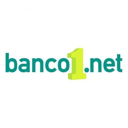 free vector Banco1net