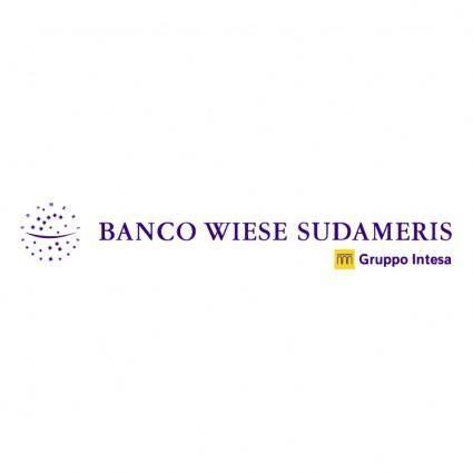 Banco wiese sudameris