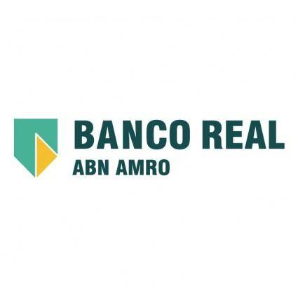 free vector Banco real abn amro