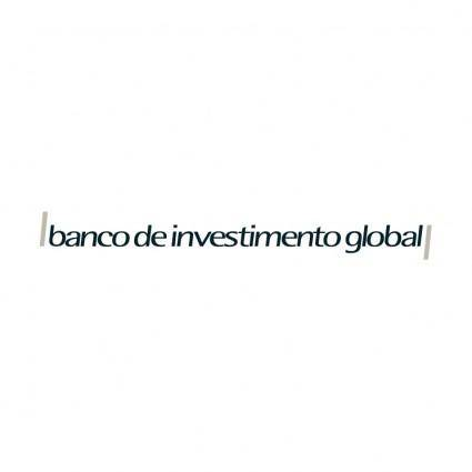 free vector Banco de investimento global 0