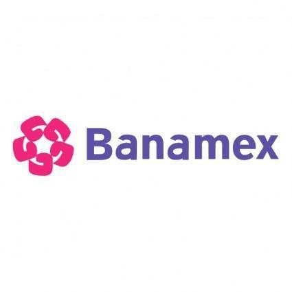 free vector Banamex 0
