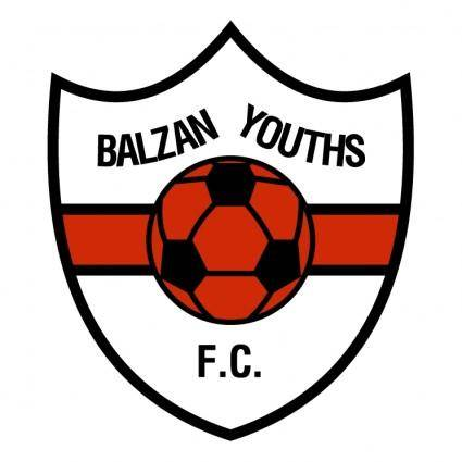 free vector Balzan youths football club