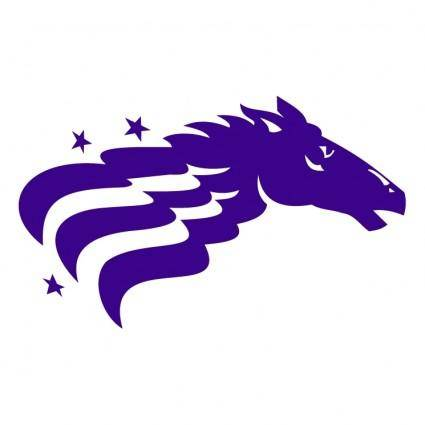 free vector Baltimore stallions