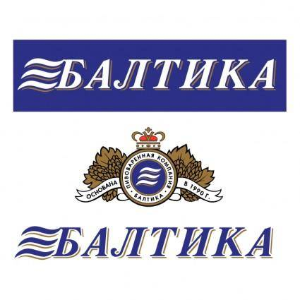 free vector Baltika 3