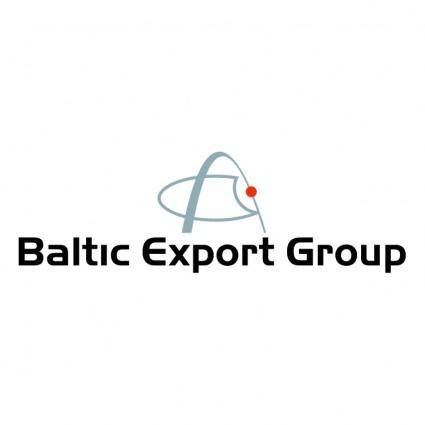 Baltic export group