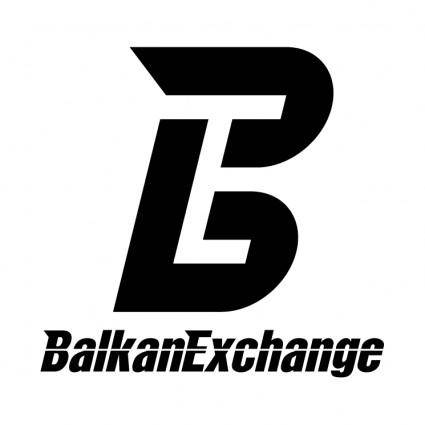 free vector Balkan exchange