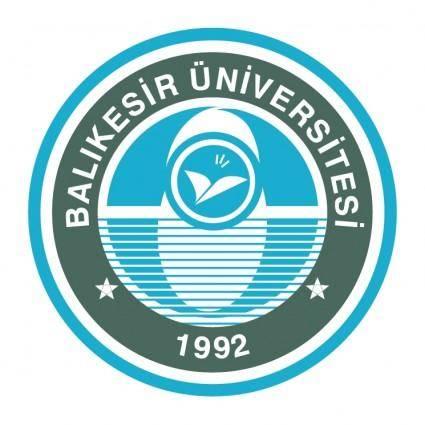 free vector Balikesir universitesi 0