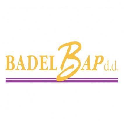 free vector Badel bap