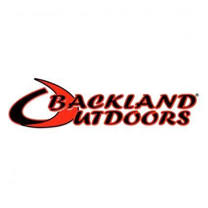 Backland outdoors