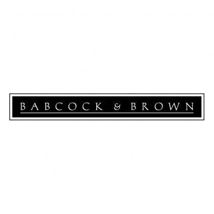 Babcock brown