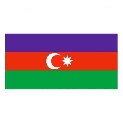 free vector Azerbaijan republic 0