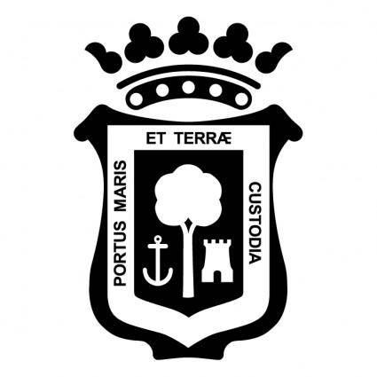 free vector Ayuntamiento de huelva 0