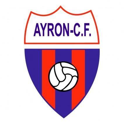 free vector Ayron cf