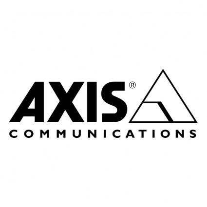 free vector Axis communications 0