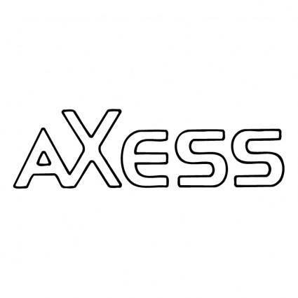 free vector Axess international network