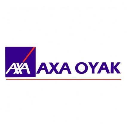 free vector Axa oyak