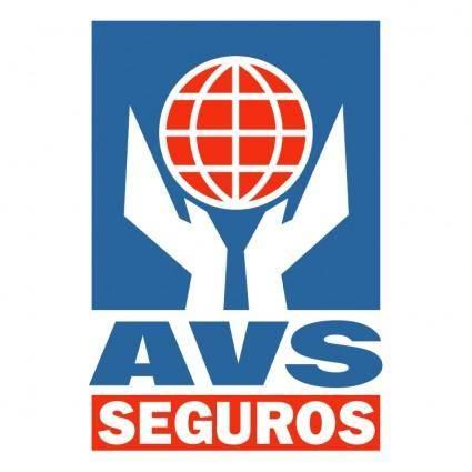 free vector Avs seguros